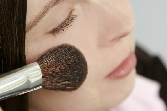 Make-up Pinsel reinigen